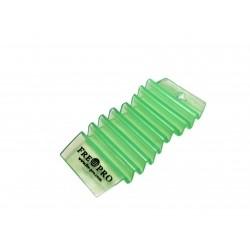 Vonná gelová závěska - harmonika - zelená/Cucumber Melon