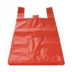 Taška 10kg 30+16x52cm červená