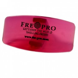 FRE-PRO Bowl Clip - vonný gelový clip na WC mísu - lila/Spiced Apple