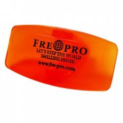 FRE-PRO Bowl Clip - vonný gelový clip na WC mísu - oranžová/Mango