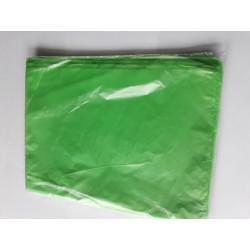 Svačinové sáčky zelené 20x30 cm