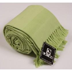 Přehoz Karur 160x240cm - Sap Green - světle zelená
