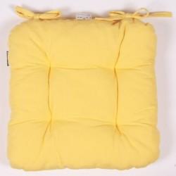 Sedák Laube 40x40cm - světle žlutá