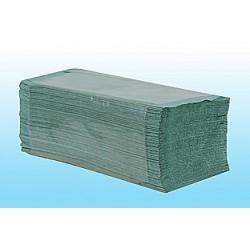 Zelené Z-Z ručníky