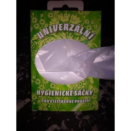 Univerzální hygienické sáčky mikroten 1ks / 25sáčků, bal.