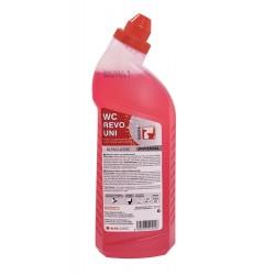 WC REVO UNI, 750 ml, červené, čisticí prostředek na toalety
