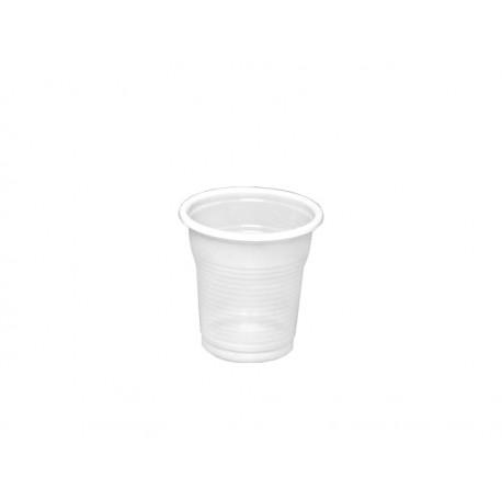 Kelímek na alkohol bílý 0,08l