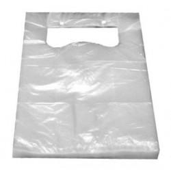Taška 3kg 22+12x40cm blok 100 ks, transparentní SILNÁ