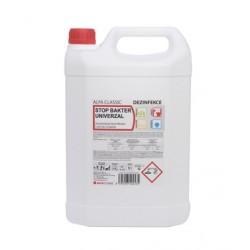 STOP BAKTER UNIVERZAL, 5l, desinfekční a čisticí prostředek