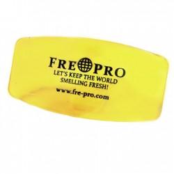 FRE-PRO Bowl Clip - vonný gelový clip na WC mísu - žlutá/Citrus