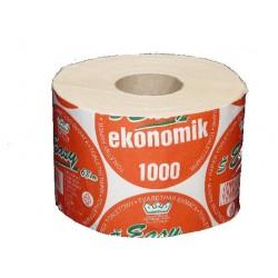 Toaletní papír MAXI-EASY 1x68m bílý,100%celuloza , 6 kusů