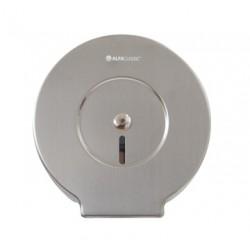 Zásobník na toaletní papír pr. 240 mm AC, nerez, mat
